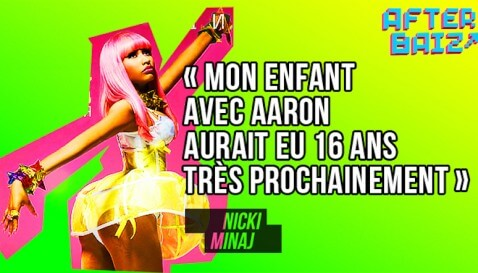 Nicki Minaj a avorté. Célèbre mais femme avant tout.