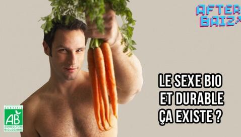 Le sexe bio et durable ça existe ?