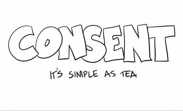 le consentement: simple comme une tasse de thé