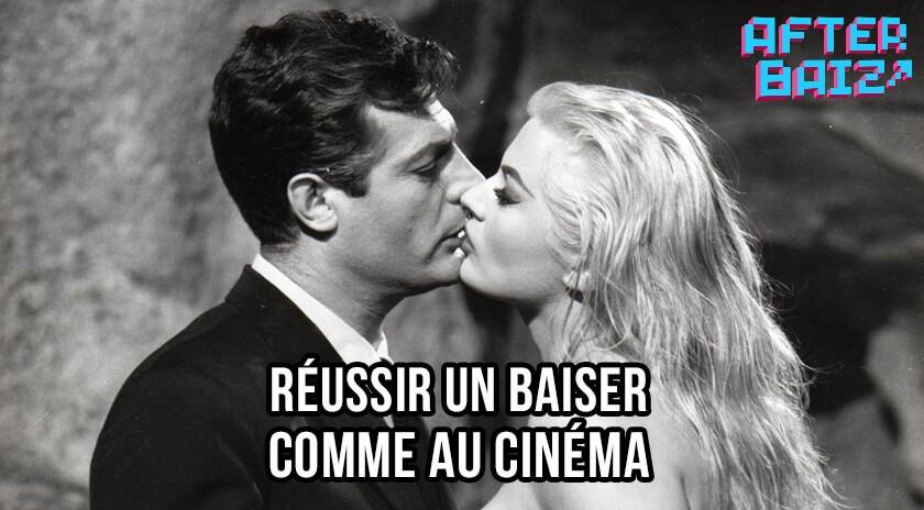 Réussir un baiser comme au cinéma