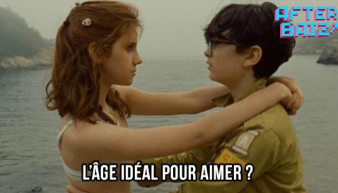 L'âge idéal pour aimer ?