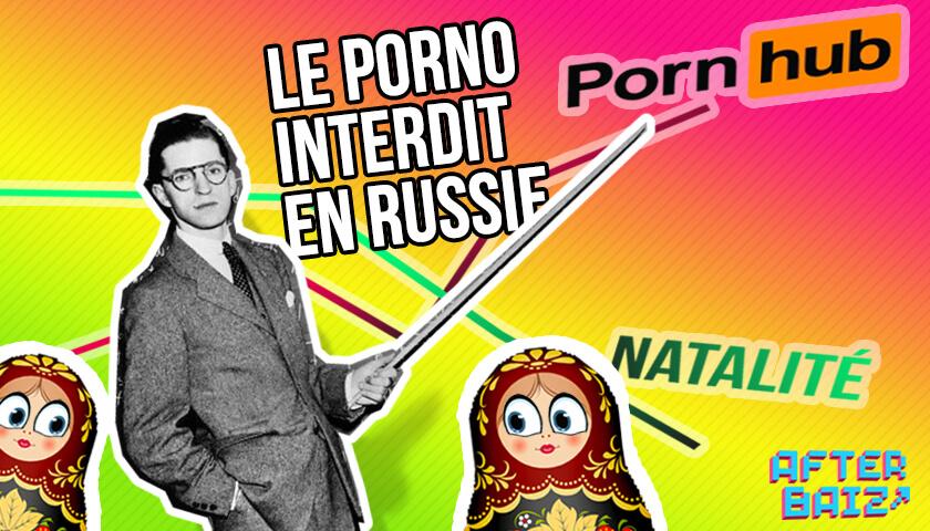 Le porno interdit en Russie