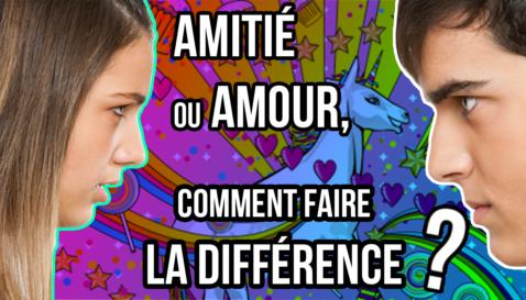 Amour ou amitié : comment faire la différence ?