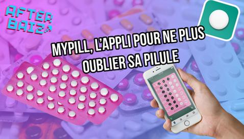MyPill, l'appli pour ne plus oublier sa pilule