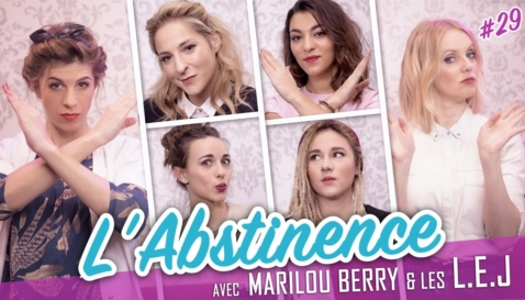Parlons peu, parlons cul te cause « abstinence »