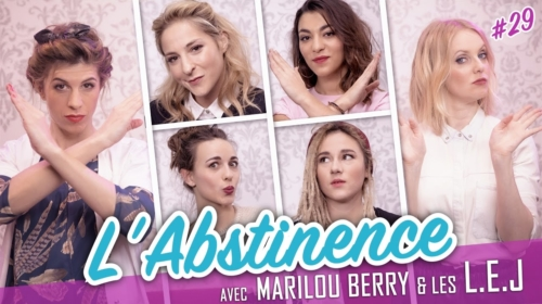 Parlons peu, parlons cul te cause «abstinence»