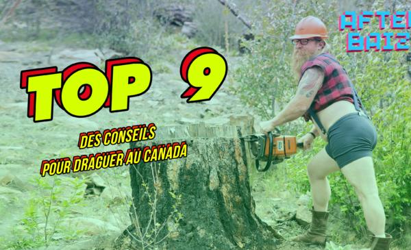 Top 9 des conseils pour draguer au Canada
