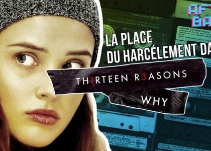 La place du harcèlement dans la série «13 reasons Why