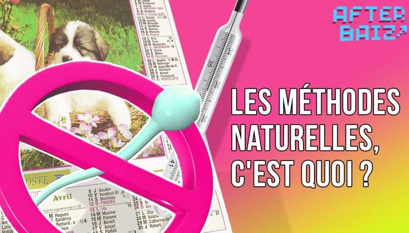 Les méthodes naturelles de contraception, tu connais ?