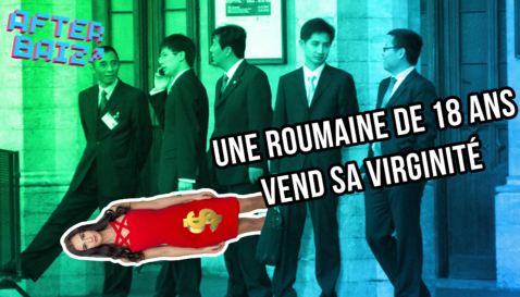 Une roumaine de 18 ans vend sa virginité 2,3 millions d'euros sur le net