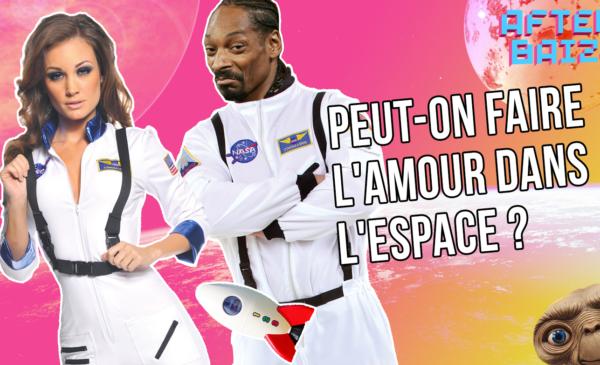 Peut-on faire l'amour dans l'espace ?