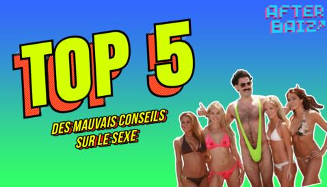 TOP 5 des mauvais conseils sur le sexe
