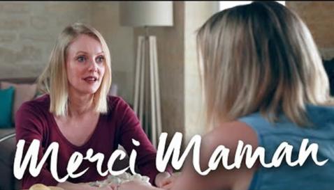 Merci Maman, la vidéo de Maud Bettina-Marie