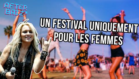 Un festival uniquement pour les femmes