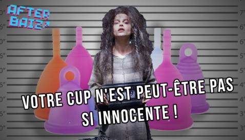 Votre cup n'est peut-être pas si innocente !